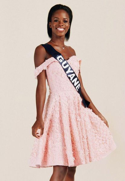 ROAD TO MISS FRANCE 2020 - Page 2 Guyane