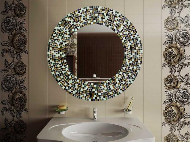 Дизайн из мозаики
