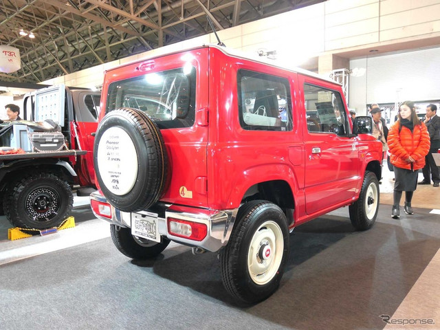 2018 - [Suzuki] Jimny 2  - Page 5 J18