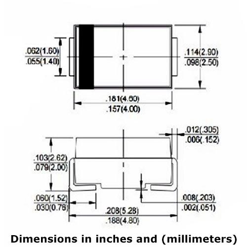 1-N5822-SMD-002