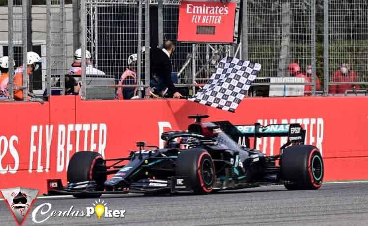 Lewis Hamilton Sudah Bisa Kunci Gelar Saat Race Kurang Tiga Seri