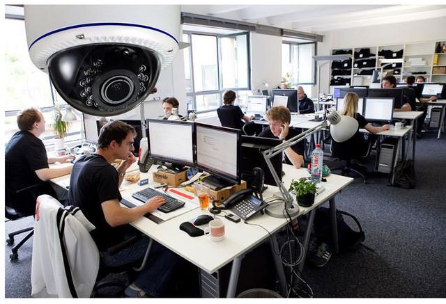 камеры в офис