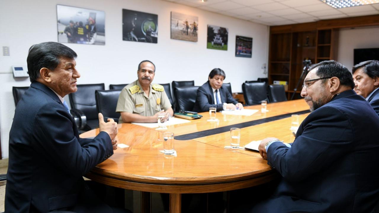 Removerán al personal policial de la comisaría de Andahuaylas
