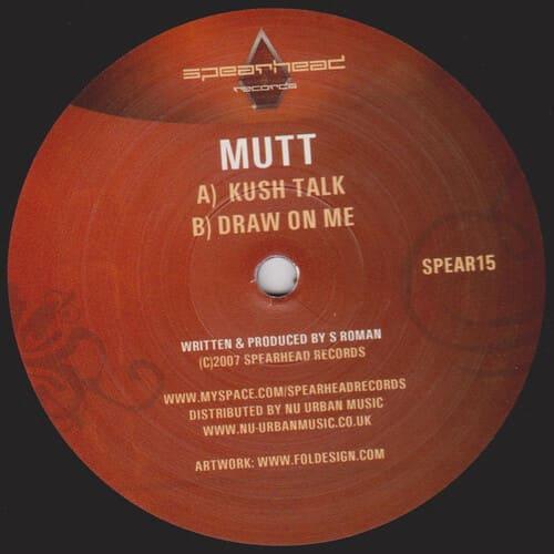 Download Mutt - Kush Talk / Draw On Me mp3