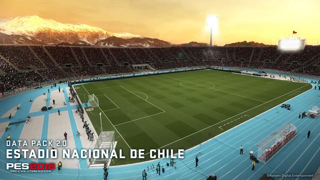PES2018 DP2 Estadio Nacional de Chile 02