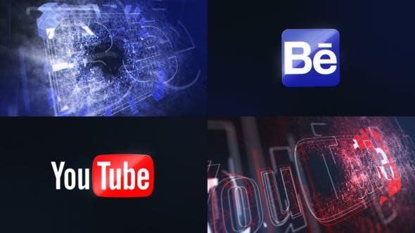 Videohive - Broadcast Logo - 31170199