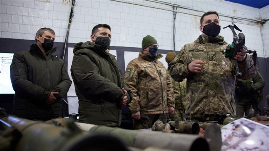 Ukrajina: U napadu proruskih separatista ranjena dva ukrajinska vojnika i civil!