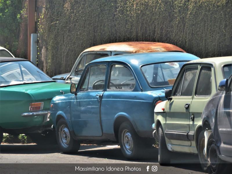 avvistamenti auto storiche - Pagina 31 Fiat-850-126-e-600