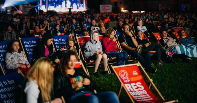 Otvoritev piknik kina s filmom bohemian rhapsody 3 kino bezigrad