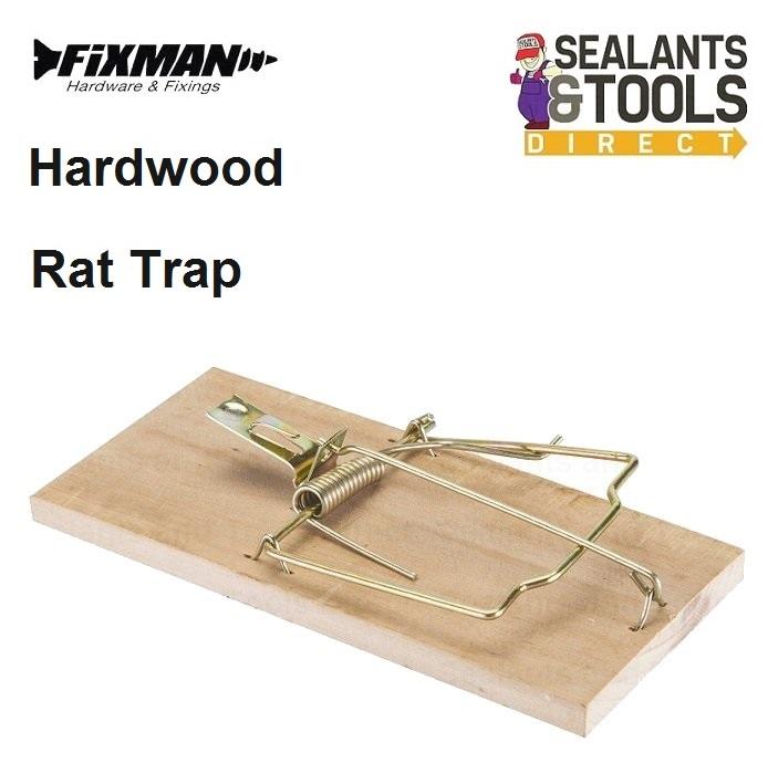 Fixman-large-175mm-hardwood-rat-trap-197672