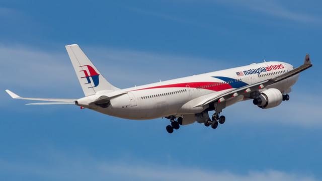 Malaysia A330 300 9 M MTF 210418