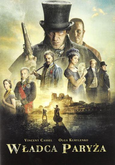 Władca Paryża / L'Empereur de Paris (2018) PL.AC3.DVDRip.XviD-GR4PE | Lektor PL