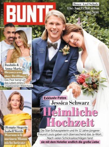 Cover: Bunte Magazin No 32 vom 05  August 2021