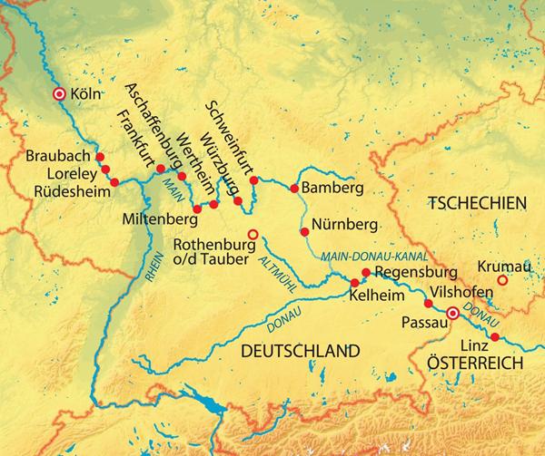 Пир во время чумы: круиз по Майну и Дунаю на Phoenix ms Thomas Hardy в период пандемии Covid-19