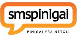 smspinigai logo
