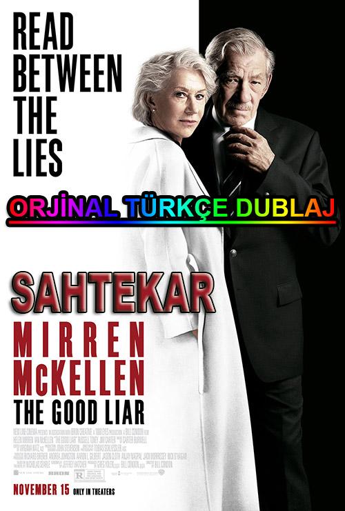 Sahtekar | The Good Liar | 2019 | BDRip | XviD | Türkçe Dublaj | m720p - m1080p | BluRay | Dual | TR-EN | Tek Link
