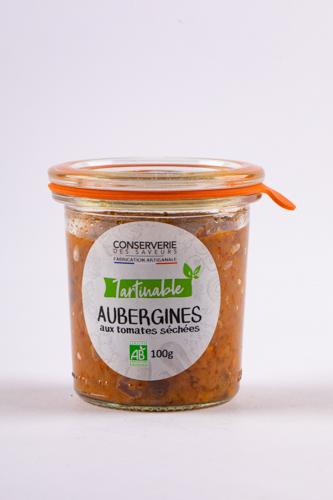 Caviar d'aubergine aux tomates sechees (caviar de vinete si rosii uscate) 100g