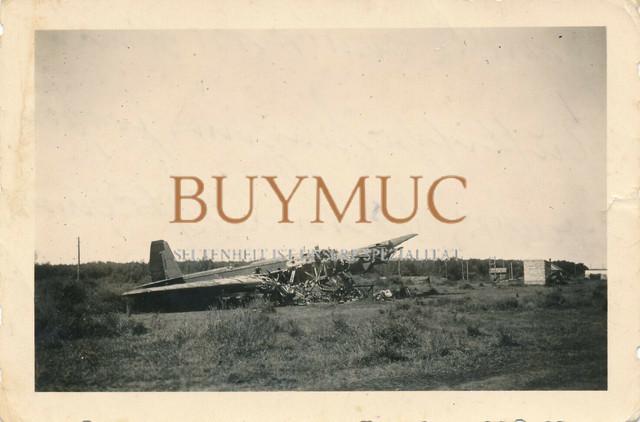 Foto-abgeschossener-russischer-Bomber