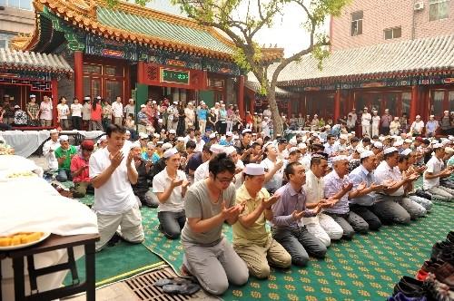 الاسلام هو الاسرع انتشارا بين الاديان على مستوى العالم