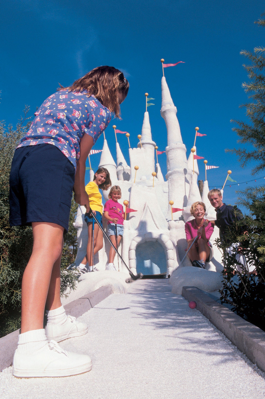 Mini golf at Walt Disney World