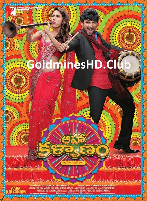 Aaha Kalyanam 2014 Telugu AMZN WEB-DL