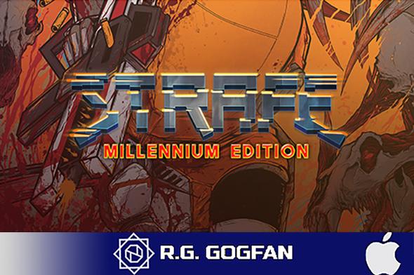 STRAFE Millennium Edition (Devolver Digital) (ENG RUS MULTI6) [DL GOG] / [macOS]