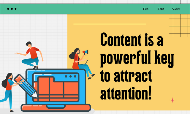 Content-is-a-powerful-key-to-attract-attention