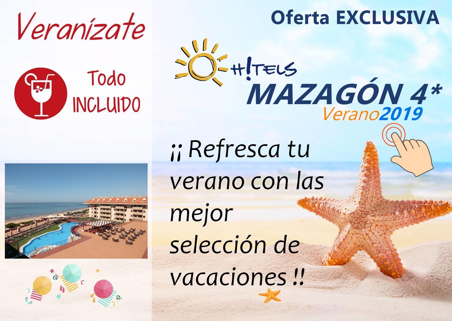 Chollo del verano con Viajes MundiPlayas en Hotel MAGAZÓN 4*