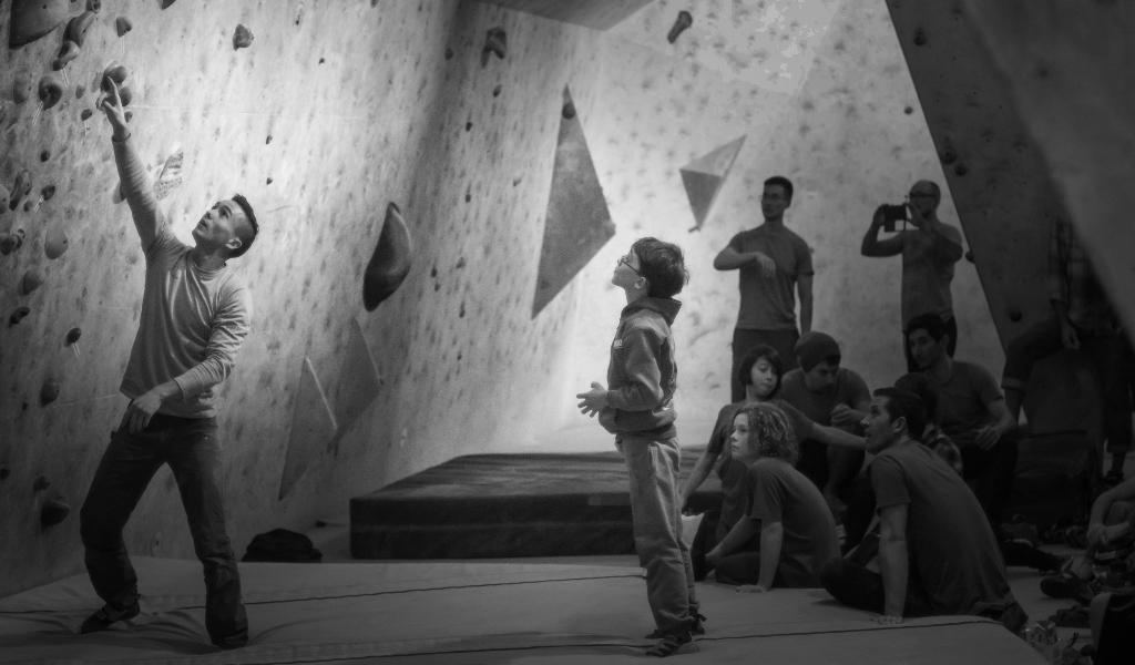 Idaho's Sports Outdoor Climbing Adventure