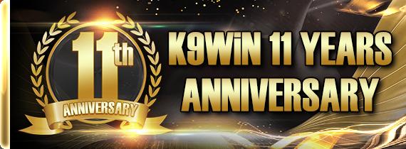 BERGABUNG DENGAN EVENT ANNIVERSARY K9WIN KE-11 TAHUN