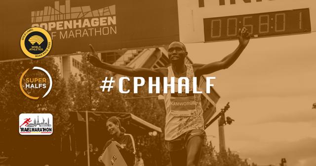 Banner Medio Maratón Copenhague Travelmarathon.es