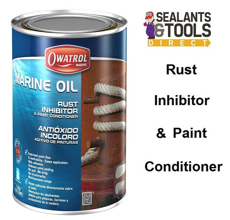 Owatrol Marine Oil Paint Conditioner Rust Inhibitor 500ml