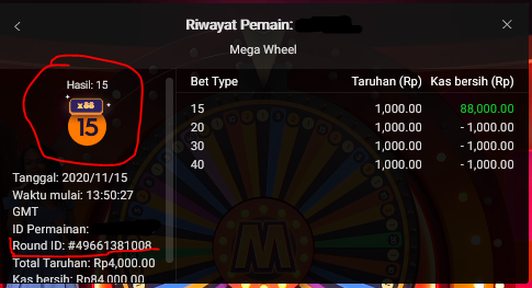 Extra Bonus Mega Wheel Pragmatic Play