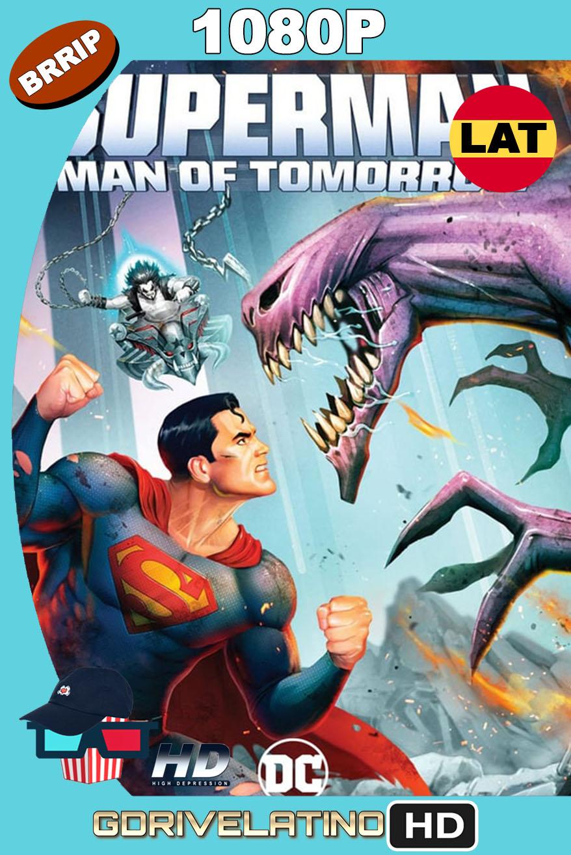 Superman: Hombre del Mañana (2020) BRRip 1080p Latino-Inglés MKV
