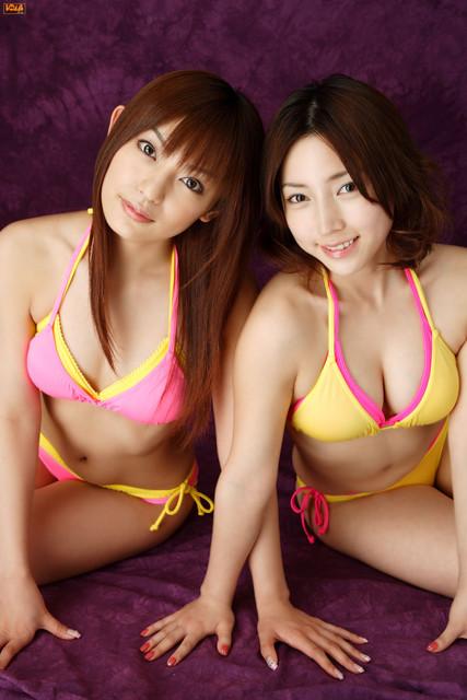 Kojima Jun & Oshima Mizuki 小嶋じゅん & 大島みづき