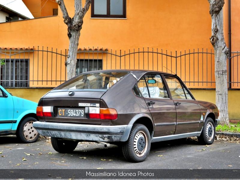 avvistamenti auto storiche - Pagina 2 Alfa-Romeo-Alfasud-1-2-CT594379