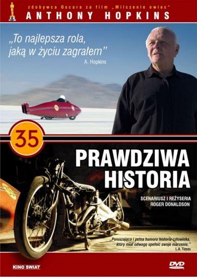 Prawdziwa historia / The World's Fastest Indian (2005) PL.AC3.DVDRip.XviD-GR4PE | Lektor PL