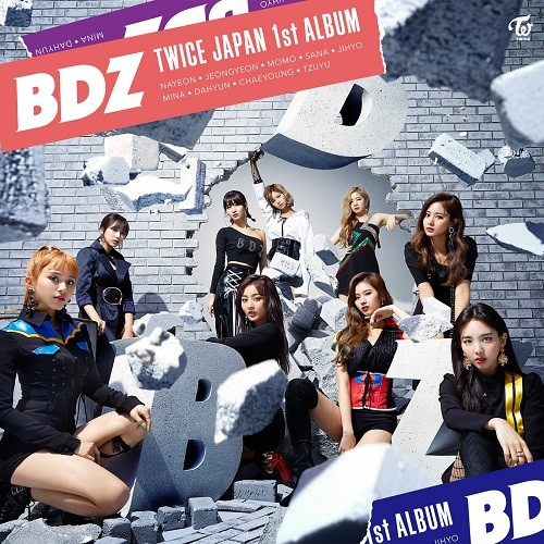 [Album] TWICE – BDZ