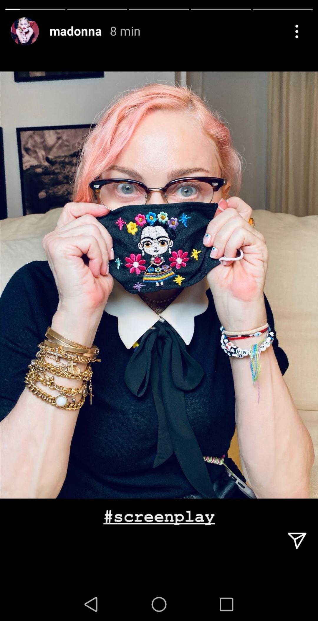 """Madonna >> álbum """"Madame X"""" [III] - Página 3 Screenshot-20201011-195814"""