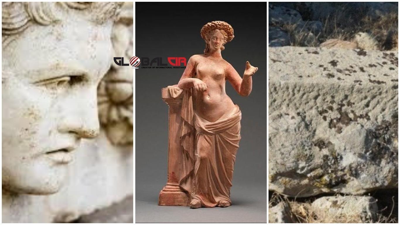FASCINANTNO OTKRIĆE: Tim turskih naučnika i arheologa otkrio ostatke Afroditinog hrama starog 2.500 godina