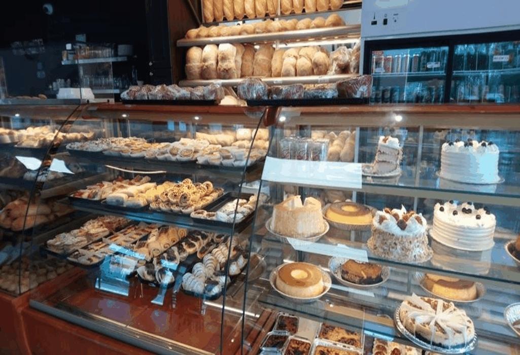 bakery recipes uk