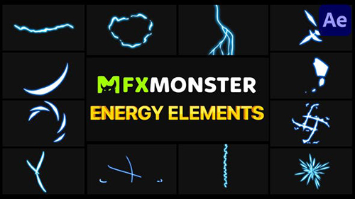 Energy Elements | After Effects 32154669 - Project & Script (Videohive)