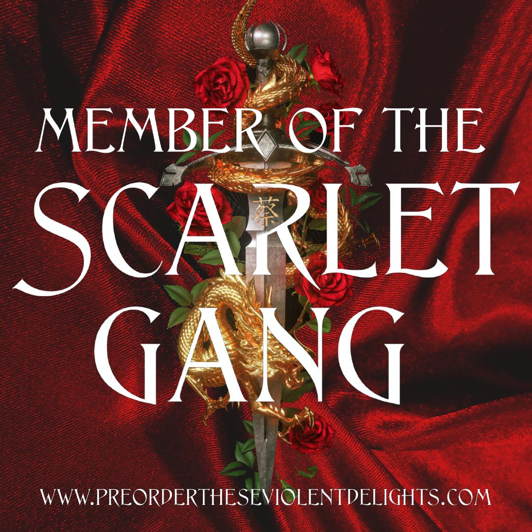 Scarlet Gang badge
