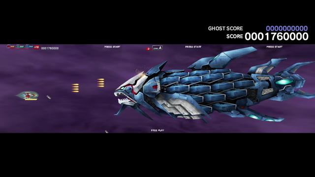 橫向捲軸射擊遊戲的頂點!  『太空戰鬥機 宇宙啟示錄』於今日3月18日發售! WnryxGHg