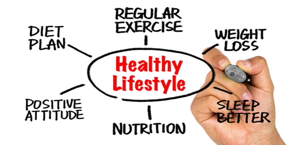 Critical Items Of Healthy Lifestyle