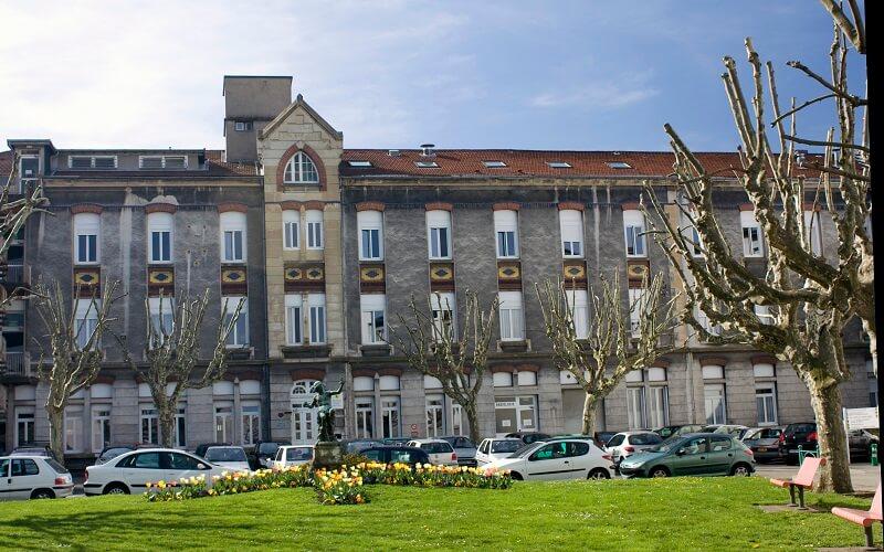 Saint Étienne city photo