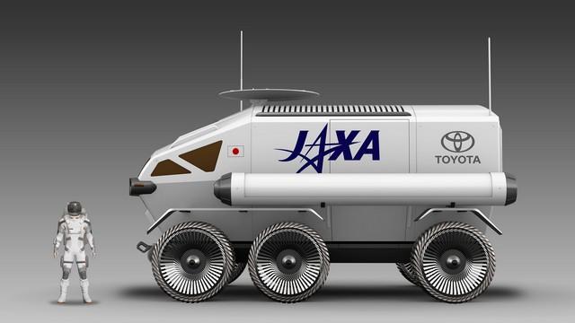 La JAXA et Toyota baptisent « Lunar Cruiser » leur véhicule à habitacle pressurisé 20190312-01-04-839072