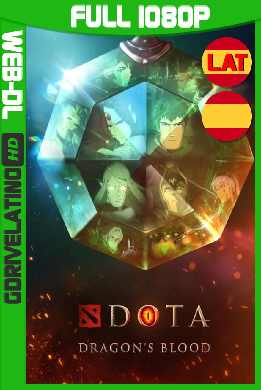 DOTA: Dragon's Blood (2021) NF WEB-DL 1080p Latino-Castellano MKV