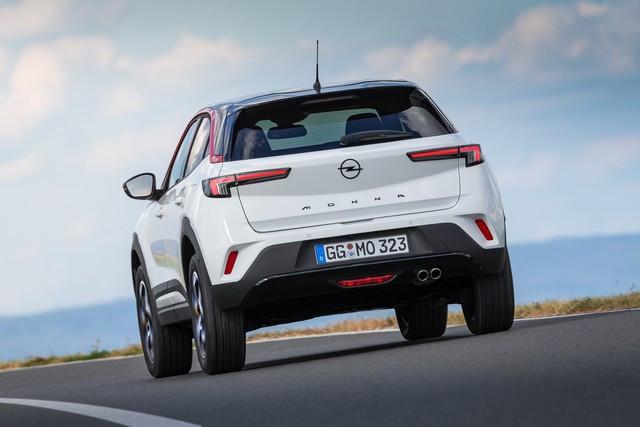 Motorisations super sobres : le nouvel Opel Mokka concilie plaisir et modernité Opel-Mokka-512752