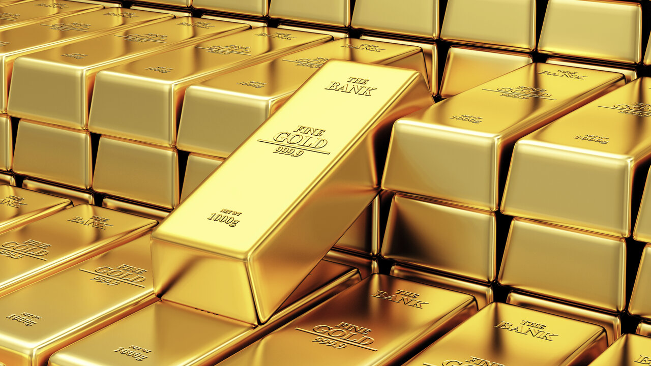 Gold demand touched a 25-year low of 446 tonnes in 2020